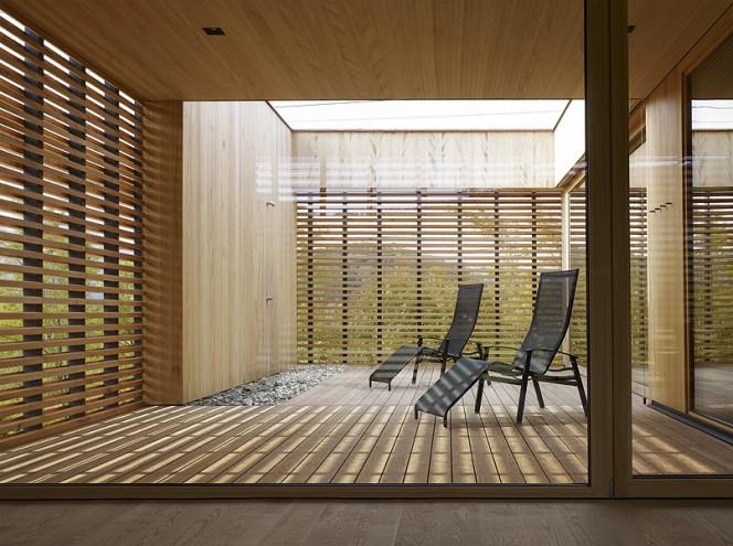 Saunahaus - Sauna architektur ...