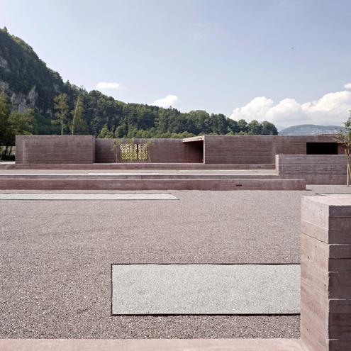 Islamischer Friedhof, Vorarlberg